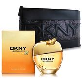 DKNY Nectar Love 蜜戀女性淡香精(100ml)+經典化妝包