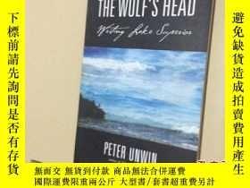 二手書博民逛書店THE罕見WOLF S HEADY15935 PETER UNWIN CORMORANT BOOKS 出版2
