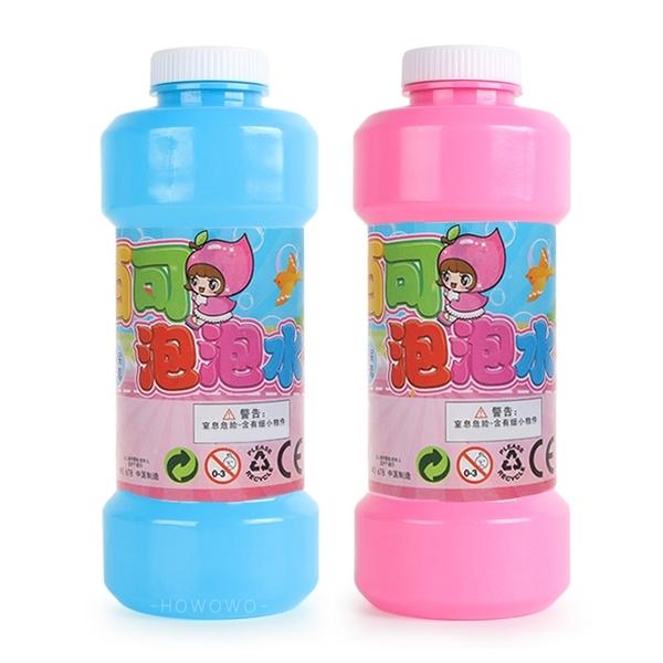 泡泡水 500ml 泡泡水補充液 泡泡槍 泡泡機 補充瓶 超級泡泡水 兒童玩具 1987 檢驗合格