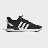 ADIDAS U_PATH RUN [G27639] 男鞋 運動 休閒 復古 網面 輕量 舒適 愛迪達 黑