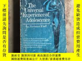 二手書博民逛書店The罕見Universal Experience of Ado