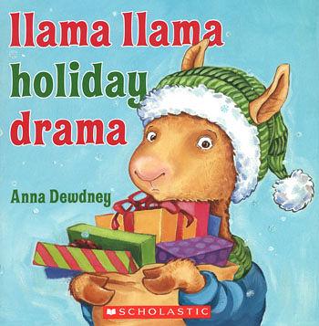 【麥克書店】LLAMA LLAMA HOLIDAY DRAMA /英文繪本《聖誕節》