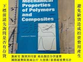 二手書博民逛書店Mechanical罕見Properties of Polyme