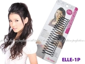 【EI450】公主頭造型髮插.髮叉/瀏海細髮萬用髮簪 1入 細雜毛專用(ELLE-1P/CH951)★EZGO商城★