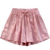 女童短褲 女童短褲夏季外穿純棉褲子兒童寬鬆裙褲女大童夏裝女孩褲裙夏-Ballet朵朵
