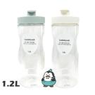 樂扣樂扣 輕鬆提PET冷水壺1.2L 白色 綠色 : LOCK&LOCK HAP813