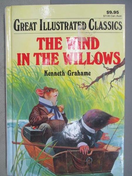 【書寶二手書T3/原文小說_CSA】The Wind In the Willows_Kenneth Graham