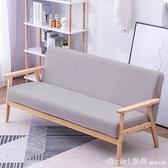 可拆洗租房沙發小戶型現代簡約簡易布藝北歐風格網紅三人位小沙發 618購物節 YTL