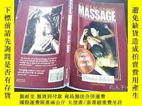 二手書博民逛書店the罕見art of sensual MASSAGEY2380