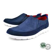 【Panama Jack】皮革簡約休閒男鞋 深藍(P6038-NA)
