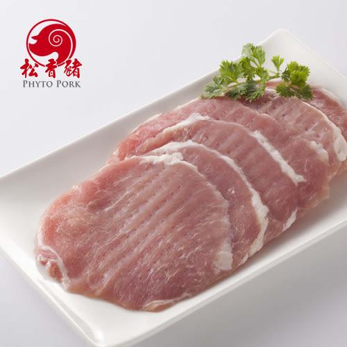 松香豬大里肌薄片(100g/包) 日安食材