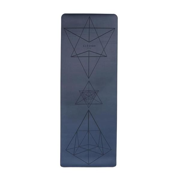 【南紡購物中心】【Clesign】Pro Yoga Mat 瑜珈墊 4.5mm - Noble Sapphire