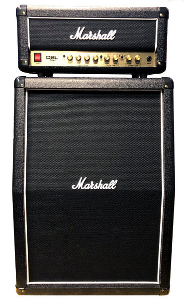 ★Marshall★MX212A+DSL-15H真空款電吉他整組音箱 Stack!全新展示機限量