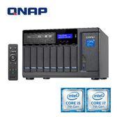 QNAP 威聯通 TVS-882BR-ODD-i7-32G 8Bay網路儲存伺服器