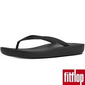 【FitFlop】IQUSHION ERGONOMIC TOE-THONGS(黑色)