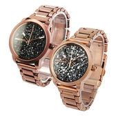DIESEL Flare搖滾寶石鋼帶女腕錶37mm(DZ5427 DZ5560)270006/7