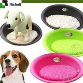 【 zoo寵物商城 】日本Richell》 時尚軟式寵物睡床-M號(睡墊可洗)
