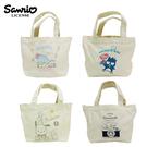 【日本正版】 三麗鷗 帆布 手提袋 便當袋 午餐袋 山姆企鵝 酷企鵝 220681 220698 220704 220711