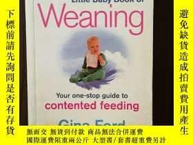 二手書博民逛書店The罕見Contented Little Baby Book Of Weaning (Making Parent