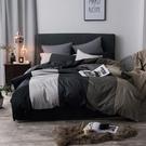 床包組 被子被單四件套男全棉純棉ins風床罩被套三件套床套床上用品床單4