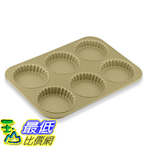 [美國直購] Williams - Sonoma 塔模烤盤 Goldtouch Nonstick Fluted Tart Pan 15 3/4吋 x 11吋 x 3/4吋