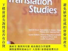 二手書博民逛書店Translation罕見StudiesY15389 出版201
