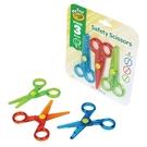 美國 Crayola 繪兒樂 幼兒安全造型剪刀3件組