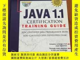 二手書博民逛書店Java罕見1.1 Certification Training
