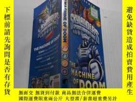 二手書博民逛書店The罕見machine or doom機器還是厄運Y212829