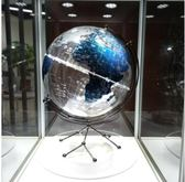 地球透明地球儀擺件歐式辦公室桌面大家居擺設現代創意裝飾  igo  生活主義