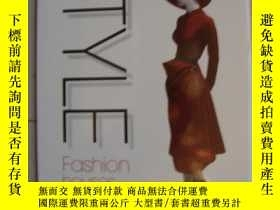 二手書博民逛書店STYLE罕見(fashion houses through t
