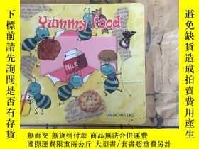 二手書博民逛書店Yummy罕見FoodY11418 DICHI BOOKS DICHI BOOKS 出版2005