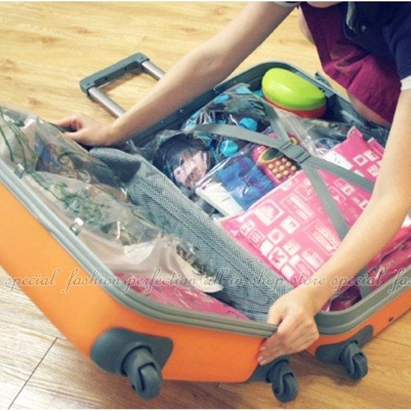 旅行收納袋套裝21入 韓國精緻女人整理袋大號Air Mail Pack旅行防水收納夾鏈袋【DG324】★EZGO商城★