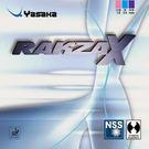 Yasaka RAKZA-X R-X 平面膠皮