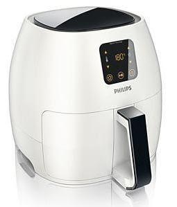 (限量優惠)PHILIPS飛利浦皇家尊爵氣炸鍋(白) HD9240贈HD9911專用煎烤盤