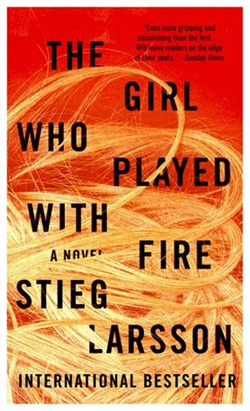 (二手書)Girl Who Played With Fire (Export Edition)