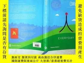 二手書博民逛書店CHINEASY罕見THE WORLD OF CHINESE CHARACTERS 漢字世界 16開 01Y2
