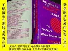 二手書博民逛書店原版英法德意等外文罕見THE MIRACLE OF PSYCHO-COMMAND POWER:The New Wa