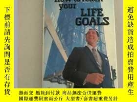 二手書博民逛書店How罕見to Reach Your Life GoalsY267268 Daniels, Peter The