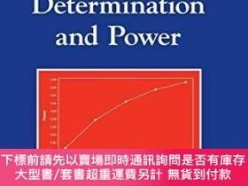 二手書博民逛書店Sample罕見Size Determination And PowerY255174 Thomas P. R