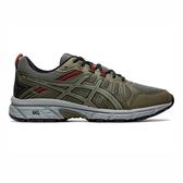 Asics Gel-venture 7 [1011A560-301] 男鞋 慢跑 運動 反彈 支撐 緩衝 亞瑟士 綠灰
