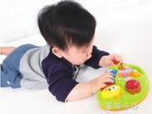 啟蒙掌上益智學習兒童電子琴0-6-12個月嬰兒寶寶音樂玩具YYP 歐韓流行館