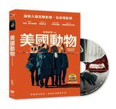 美國動物DVD(貝瑞科/伊凡彼得斯)