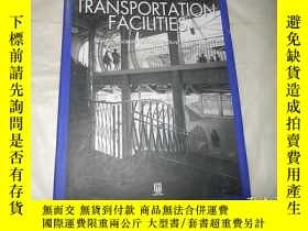 二手書博民逛書店Transportation罕見Facilities (New