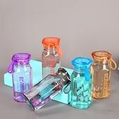 玻璃杯 鉆石玻璃杯水杯網紅抖音星空杯子方菱形水晶杯禮品廣告杯透明情侶 小衣裡