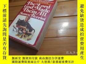 二手書博民逛書店THE罕見LORD GOD MADE THEM ALLY1986
