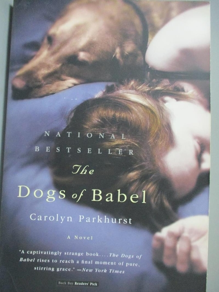 【書寶二手書T1/原文小說_MFC】The Dogs of Babel: A Novel_Parkhurst