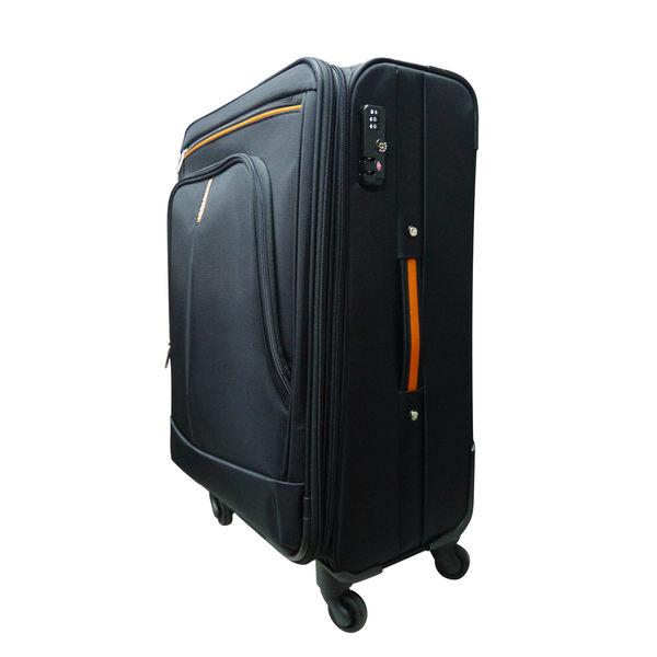 NINO1881 商務拉桿箱 布箱 行李箱 旅行箱 防潑水 靜音輪 四輪 17吋 8585