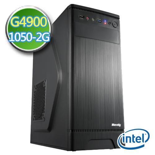 技嘉H310平台【電磁激鬥】G系列雙核 GTX1050-2G獨顯 SSD 240G效能電腦