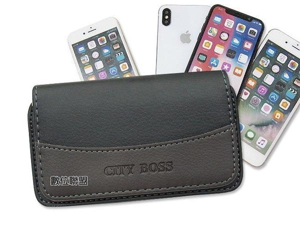 CITY BOSS 腰掛式手機皮套 Apple iPhone 13 12 11 Pro XS Max XR X SE 8 7 6s 6 Plus 腰掛皮套 手機套 BWR23